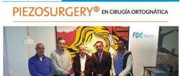Taller Práctico (Piezosurgury®) en Cirugía Ortognática en las instalaciones de Fixmedica