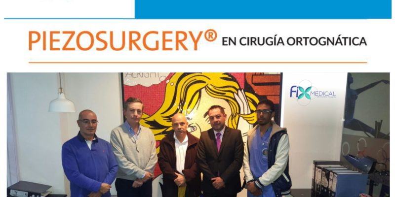 Fixmedical Taller Practico Piezosurgery (1)